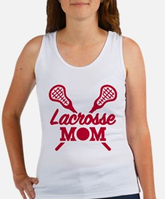 Lacrosse mom Tank Top
