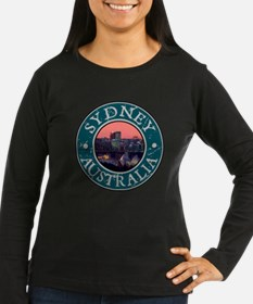 Sydney, Austrailia Long Sleeve T-Shirt