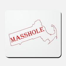 Masshole Mousepad