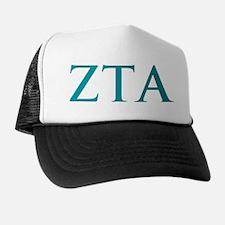 Zeta Tau Alpha Zta Trucker Hat