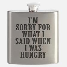 Hangry Flask