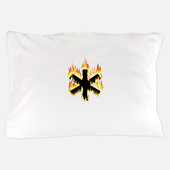 Asterisk (Flames) Pillow Case