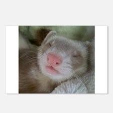 Let Sleeping Ghosts Rest Postcards (Package of 8)