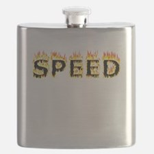 Speed (Flames) Flask