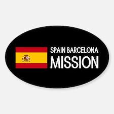 Spain, Barcelona Mission (Moroni) Decal