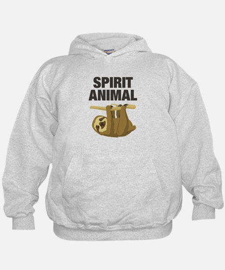 Sloth is my Spirit Animal Sweatshirt
