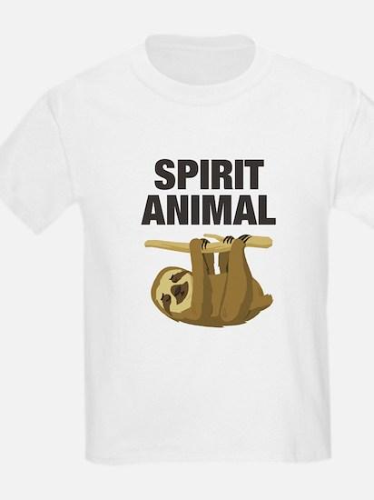Sloth is my Spirit Animal T-Shirt