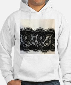 great gatsby black lace Sweatshirt