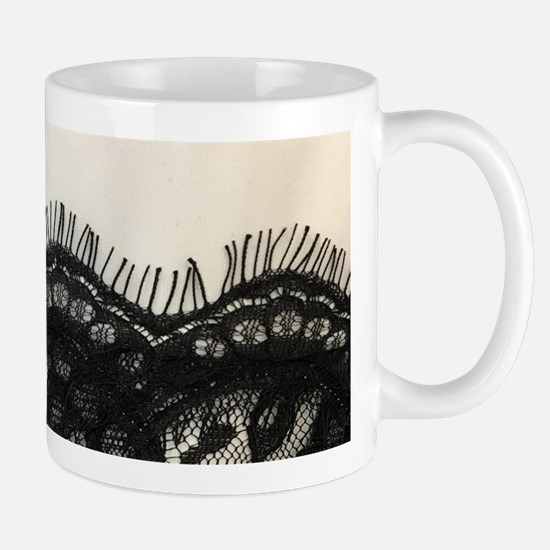 great gatsby black lace Mugs