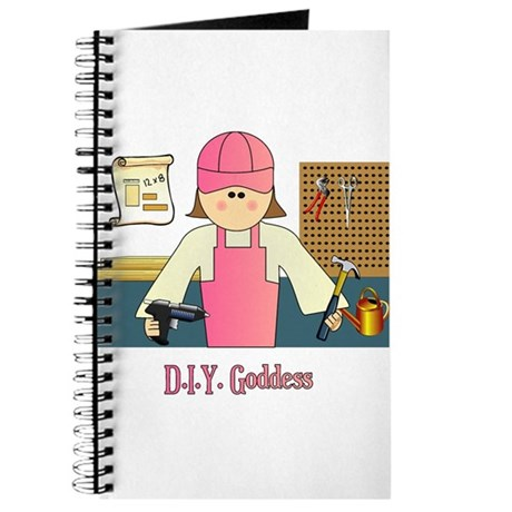 D.I.Y. Do It Yourself Goddess Journal