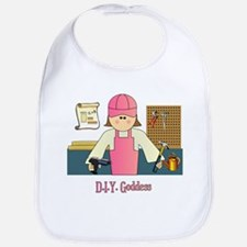 D.I.Y. Do It Yourself Goddess Bib