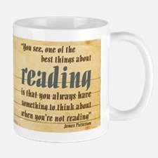 Best thing about reading lined Mugs