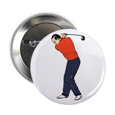 """Old Time Golf 2.25"""" Button"""