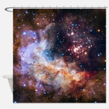 Cute Cluster Shower Curtain