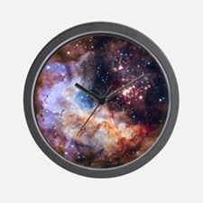 Funny Astronomical Wall Clock