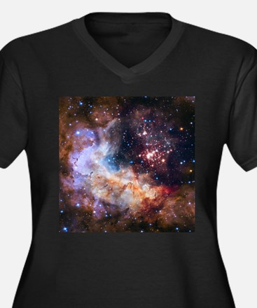 Westerlund 2 Cluster Plus Size T-Shirt