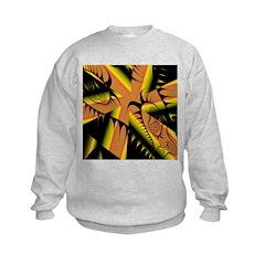 Fractal Art Sweatshirt