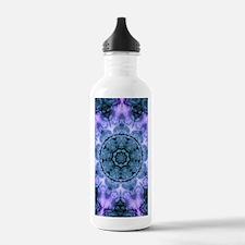 Gothic Fantasy Mandala Water Bottle