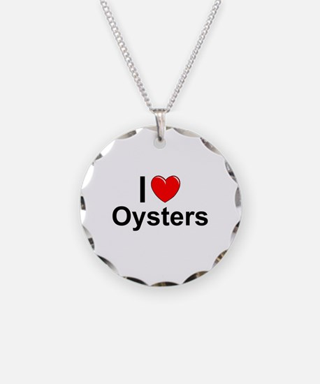 Oysters Necklace