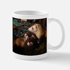 Adorable Ferrets Mugs