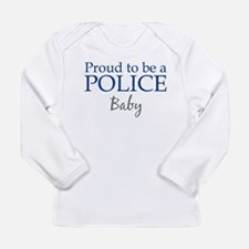 Police: Baby Long Sleeve T-Shirt