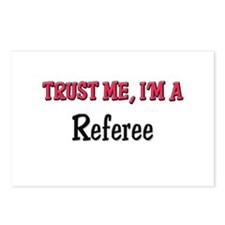 Trust Me I'm a Referee Postcards (Package of 8)