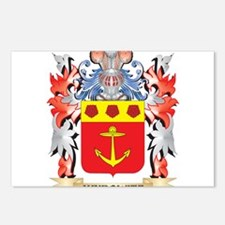 Meirowitz Coat of Arms - Postcards (Package of 8)