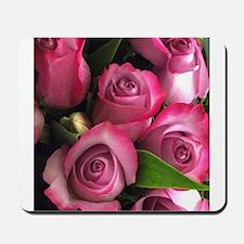 Giant Rose Design Mousepad