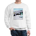 Dinosaur Food Exit Sweatshirt