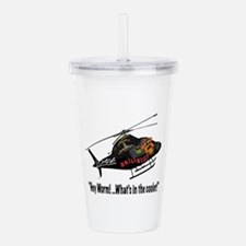 DRILLBILLY OILFIELD &# Acrylic Double-wall Tumbler