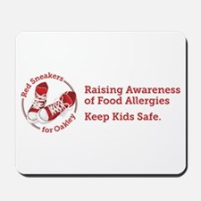 Food Allergy Mousepad