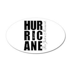 Hurricane Wall Decal
