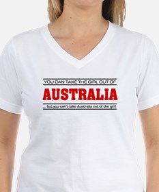 'Girl From Australia' T-Shirt