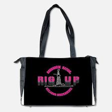 RIG UP LOGO Diaper Bag