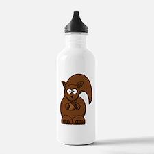 Unique Black squirrel Water Bottle