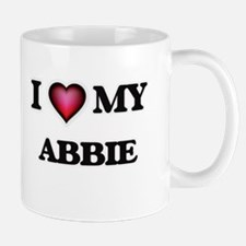 I love my Abbie Mugs
