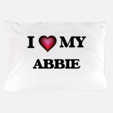 I love my Abbie Pillow Case