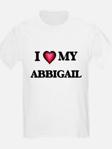 I love my Abbigail T-Shirt