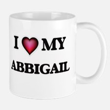 I love my Abbigail Mugs