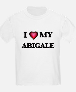 I love my Abigale T-Shirt