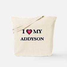 I love my Addyson Tote Bag