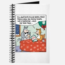 Cat's Christmas Special Journal