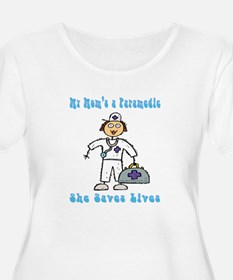 Paramedic Mom Gifts T-Shirt