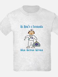 Paramedic Mom Gifts T-Shirt