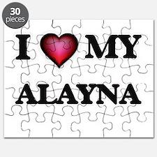 I love my Alayna Puzzle