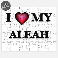 I love my Aleah Puzzle