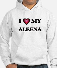 I love my Aleena Sweatshirt