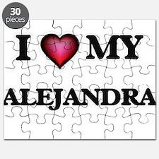 I love my Alejandra Puzzle