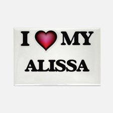 I love my Alissa Magnets