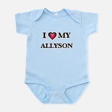 I love my Allyson Body Suit